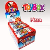 TOYBOX JELLY PIZZA WITH GUM x24